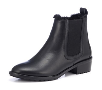Emu Low Rise Collection Ellin Waterproof Leather Ankle Boot - 168149