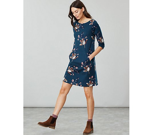 Joules Allie Jersey Dress