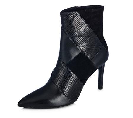 attrayant et durable nouveaux articles techniques modernes Geox Faviola Ankle Boot - QVC UK