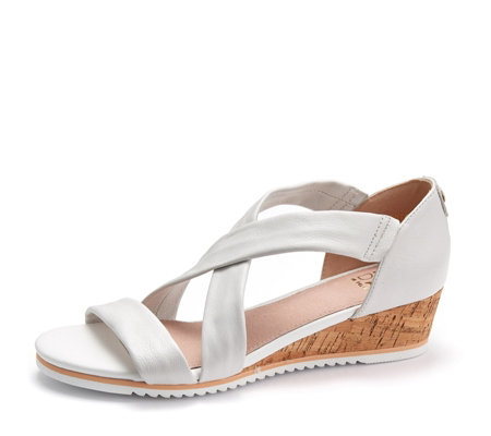 Moda In Pelle Femipa Wedge Sandal