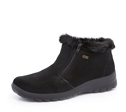 Rieker Warm Lined Ankle Boot