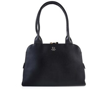Radley London Millbank Medium Leather Zip Top Tote Bag - 168652
