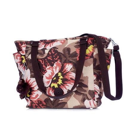 Kipling Ferike A4 Shoulder Bag with Removable Crossbody Strap