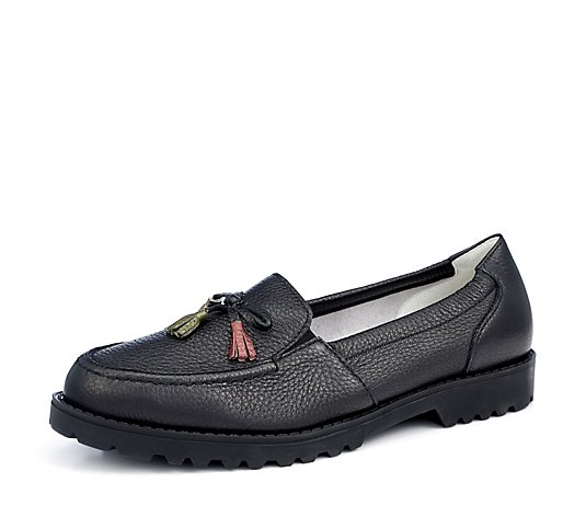 Vitaform Tassel Detail Loafer