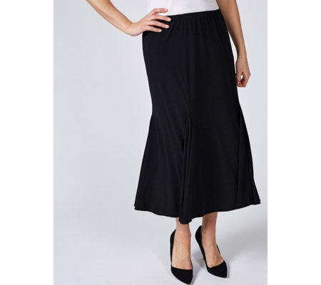 Flippy Hem Skirt by Michele Hope