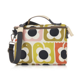 Orla Kiely Love Birds Mini Box Bag - 164854