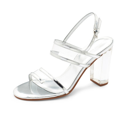 Marc Fisher Outcry Block Heel Strappy Sandal