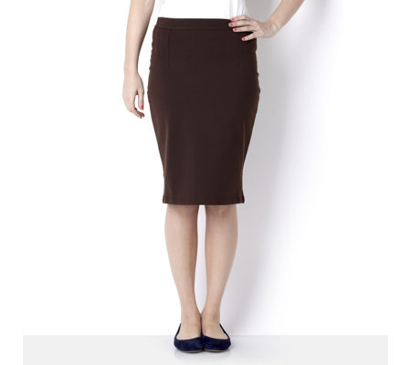 Luxxe Pencil Skirt