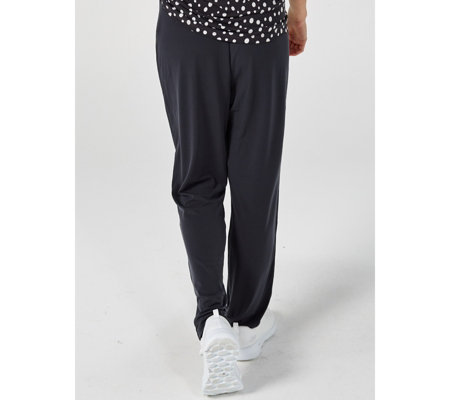 Kim & Co Brazil Jersey Narrow Leg 'Comfort' Trousers