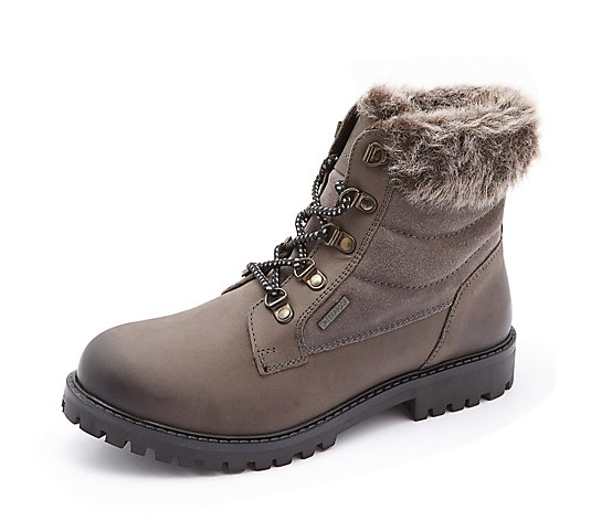 Adesso Josie Lace Up Hiker Boot