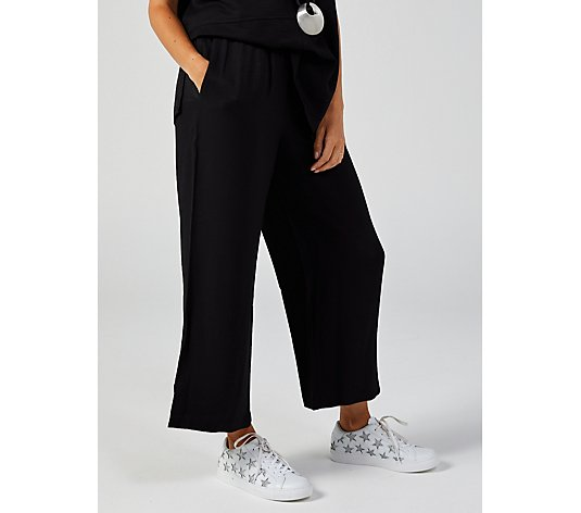 WynneLayers Pull On Cropped Trousers