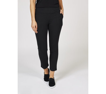 Women with Control Tummy Control Petite Pull On Trousers
