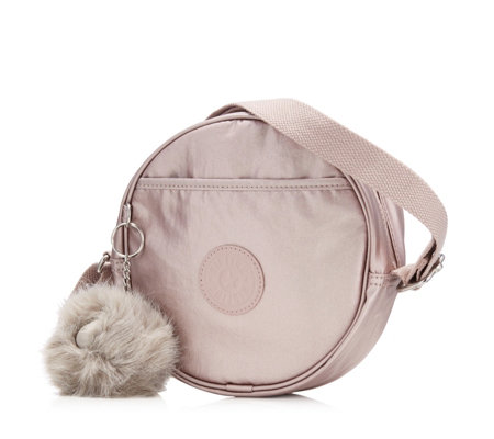Kipling Avaros Premium Circle Crossbody Bag