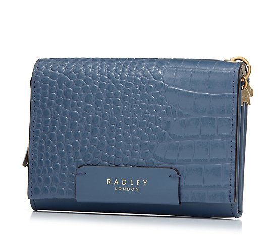 Radley Grove Gardens Flap Over Medium Wallet