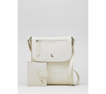 Ashwood Leather Crossbody Bag   Wallet Set - 174757 ddf597fe23d3d