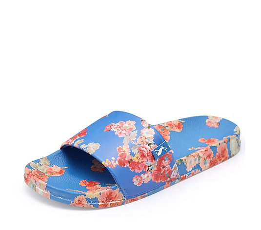 Joules Printed Pool Slide