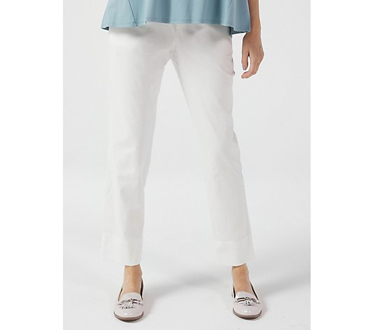 MarlaWynne Flatter Fit Pant with Pockets