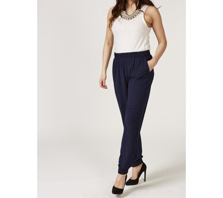 Mr Max Mirage Knit Cuffed Detail Trousers