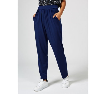 "Outlet Kim & Co Brazil Jersey Wide Waistband ""Krissy"" Trouser"