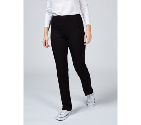 Attitudes by Renee Weekend Chic Trousers Petite