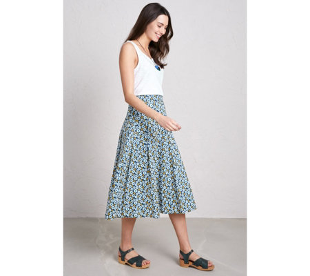 Seasalt Sea Mist Skirt