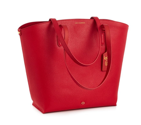 Lulu Guinness Agnes Large Tote Shoulder Bag
