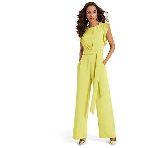Phase Eight Victoriana Lime Jumpsuit
