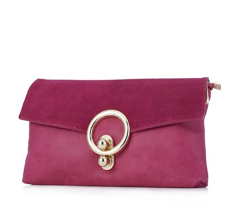 Frank Usher Clutch Bag with Detachable Strap - 161561