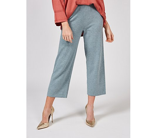 Outlet MarlaWynne Knit Cropped Trousers