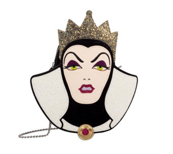 Disney Danielle Nicole Evil Queen Crossbody Bag - 168362