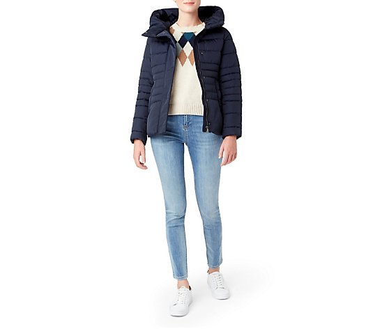 Hobbs London Lucy Puffer Jacket