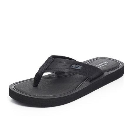 Skechers Tocker Relaxed Fit Men's Sandal QVC UK