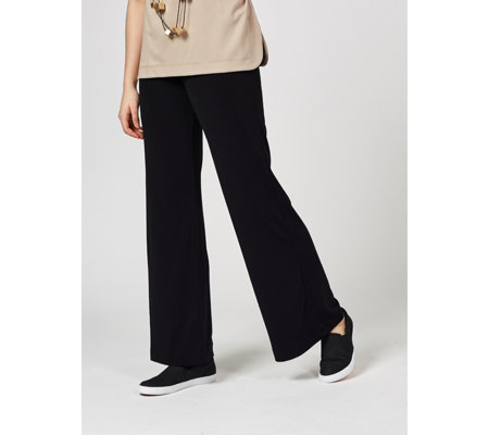 MarlaWynne Luxe Crepe Pull On Trousers