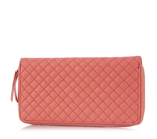 Ashwood Madison Quilted Purse