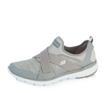 d06177df46f1 Skechers Flex Appeal 3.0 Slip On Trainer - 174364