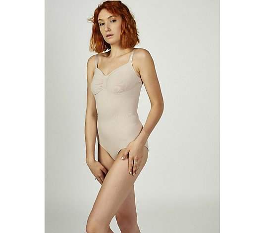 Vercella Vita Essentials Strong Tummy Control Bodysuit With Cooling Yarn