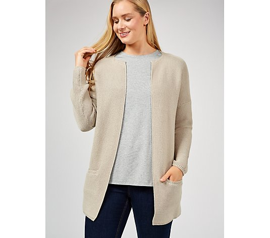 Luisa Conti Edge To Edge Cardigan