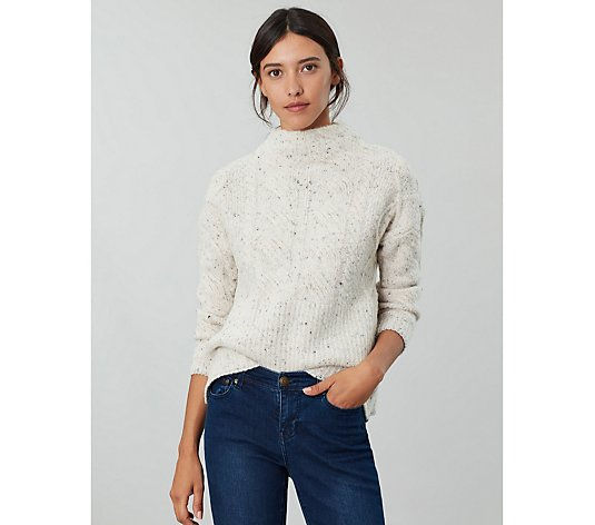 Joules Joyce Cable Knit Jumper