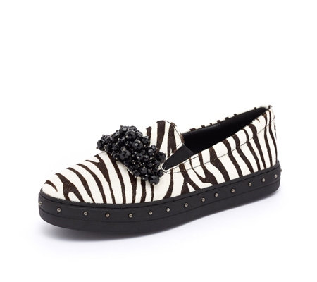 Moda in Pelle Filia Trim Trainer