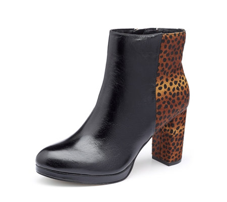Moda In Pelle Kaliser Platform Ankle Boot