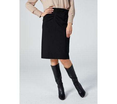 Antthony Designs Ruched Skirt