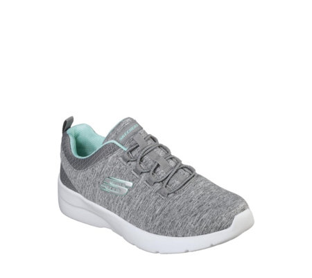 7ad1685f37b Skechers Dynamite Bungee Mesh Slip On Trainer - QVC UK