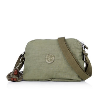 Kipling  Lania Tropical Flower Embossed Exclusive Crossbody Bag - 145266