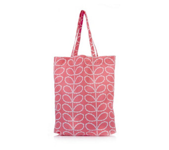 Orla Kiely Frilly Linear Stem Packaway Shopper Bag - 168666