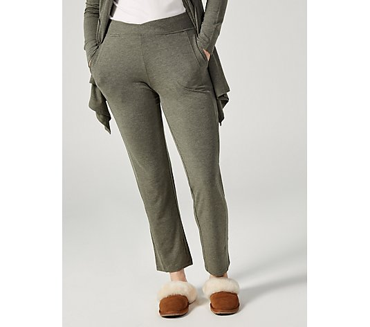 Cuddl Duds Brushed Knit Trousers