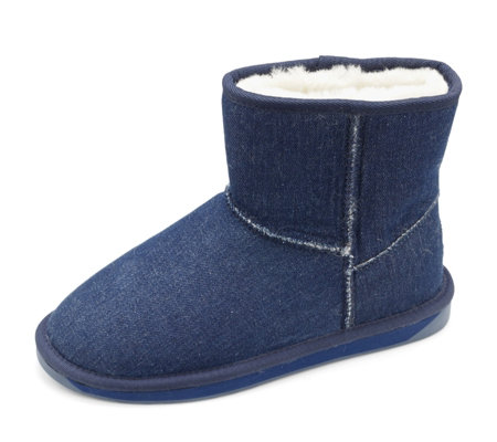 Emu Stinger Water Resistant Fashion Mini Sheepskin Boots