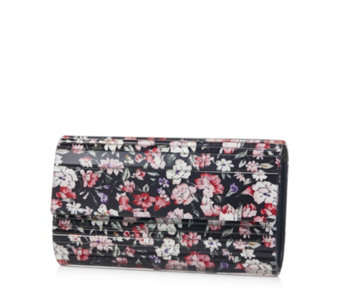 Butler & Wilson Flower Print Clutch Bag - 165667