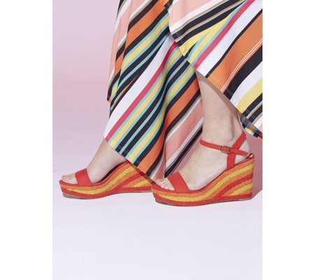 Ravel Dixie Wedge Sandal
