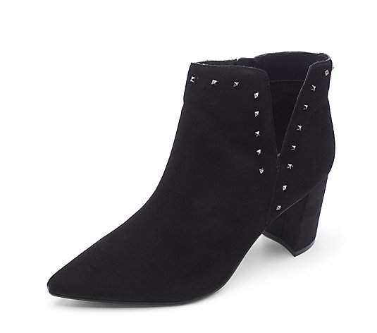 Marc Fisher Client Studded Ankle Boot