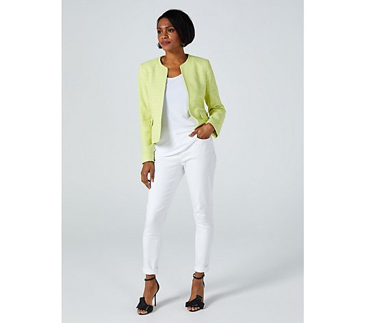 Helene Berman Short Edge to Edge Jacket